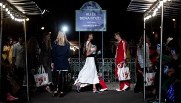 H Σόνια Ρικέλ αποκτά τη δική της οδό στο Παρίσι