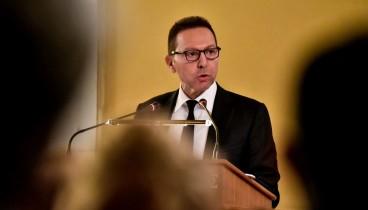 Γ. Στουρνάρας: Στόχος η μείωση των κόκκινων δανείων κάτω από το 20%