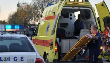 Τροχαίο με έναν τραυματία στην Μ. Αλεξάνδρου
