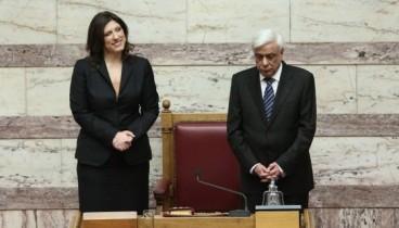 Εξώδικο στον πρόεδρο της Δημοκρατίας από τη Ζωή Κωνσταντοπούλου