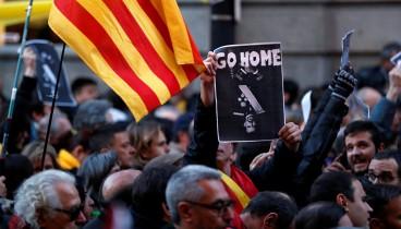 Την κατάργηση της βασιλείας ζητούν οι Καταλανοί