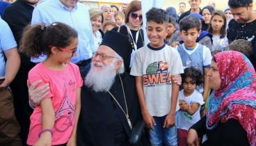 Το ΑΠΘ τιμά τον αρχιεπίσκοπο Αλβανίας Αναστάσιο