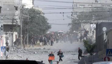 Άλλη μια αιματοβαμμένη Παρασκευή στη Λωρίδα της Γάζας