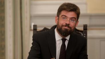 Ο υπουργός Δικαιοσύνης στη συνεδρίαση της Ολομέλειας προέδρων των Δικηγορικών Συλλόγων
