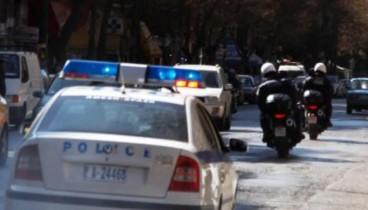 Καταδίωξη διακινητών στους δρόμους της Θεσσαλονίκης