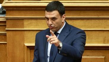 Β. Κικίλιας: Φτάνει, αρκετά μας έσωσε ο κ. Τσίπρας