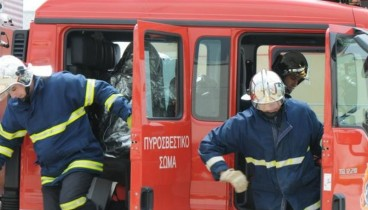 Πυρκαγιά ξέσπασε σε εργοστάσιο της ΒΙΠΕΘ στη Σίνδο