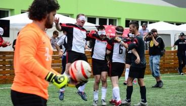 Τουρνουά ποδοσφαίρου τυφλών στη Θεσσαλονίκη