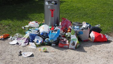 Θεσσαλονίκη: Μόνο το 20% των σκουπιδιών σε ξενοδοχεία και καταστήματα εστίασης ανακυκλώνεται