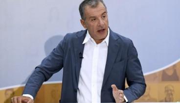 Στ. Θεοδωράκης: Αν η ψήφος του λαού είναι αρνητική, θα πάω σπίτι μου
