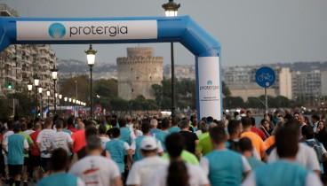 Η Θεσσαλονίκη φόρεσε τα αθλητικά της (photos)