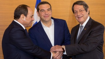 Η ενέργεια στο επίκεντρο της τριμερούς Ελλάδας, Κύπρου και Αιγύπτου
