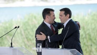 Ζ. Ζάεφ: «Στην Αθήνα θα έρθω για πρώτη φορά με το κυβερνητικό αεροσκάφος που θα γράφει «Δημοκρατία της Βόρειας Μακεδονίας»