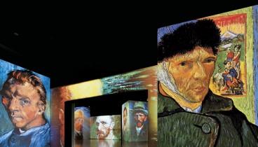 Όλος ο Βαν Γκογκ σε μια διαδραστική παρουσίαση