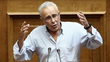 Δεν θα ψηφίσει τη συμφωνία των Πρεσπών ο Κ. Ζουράρις