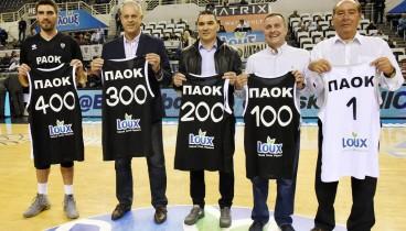 Πήγε χαμένο το 400ό ευρωπαϊκό παιχνίδι του ΠΑΟΚ
