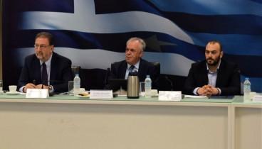 Επενδύσεις 22 δισ. ευρώ σε ορίζοντα τριετίας προσδοκά η κυβέρνηση, δήλωσε ο Δραγασάκης