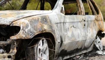Θεσσαλονίκη: Φωτιά εν κινήσει σε Ι.Χ. - Έσβησε με την επέμβαση της πυροσβεστικής