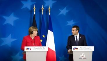 Γαλλογερμανική συμφωνία για τον προϋπολογισμό της Ευρωζώνης