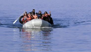 Διάσωση 96 μεταναστών στο Αιγαίο