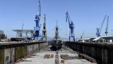 Διώξεις για κακούργημα σε τέσσερις για την πώληση των ναυπηγείων Σκαραμαγκά