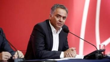 Σκουρλέτης: Ζητούμενο για τον ΣΥΡΙΖΑ να αποκτήσει μεγαλύτερη συνοχή
