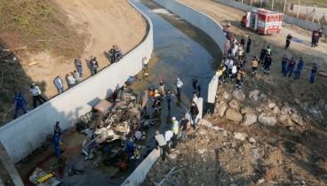 Τουρκία: Τουλάχιστον 15 νεκροί από ανατροπή φορτηγού που μετέφερε μετανάστες