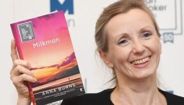 Η βορειοϊρλανδή Άννα Μπερνς κέρδισε με το μυθιστόρημά της το Man Booker Prize