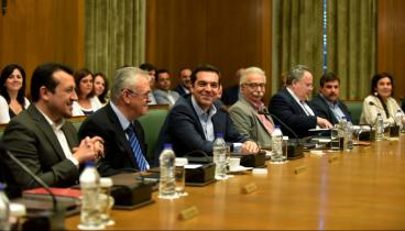Προϋπολογισμός και εξαγγελίες στη ΔΕΘ στο επίκεντρο του υπουργικού συμβουλίου