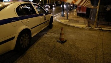 Πυροβολισμοί στο κέντρο της Αθήνας