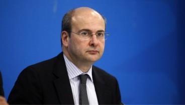 Κ. Χατζηδάκης: Αυτό που ζούμε δεν έχει προηγούμενο στην πολιτική ιστορία