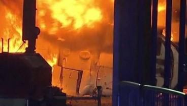 Τραγωδία στο Λέστερ (video+photos)