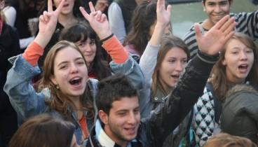 Μαθητικό συλλαλητήριο αύριο στη Θεσσαλονίκη