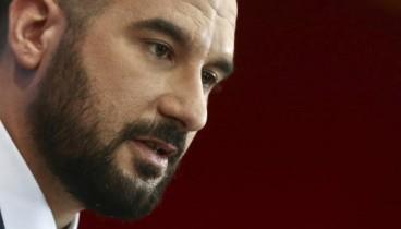 Τζανακόπουλος: Η ΝΔ υιοθετεί τα fake news