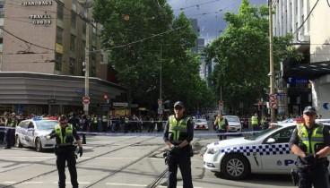 Τρομοκρατική η επίθεση στη Μελβούρνη
