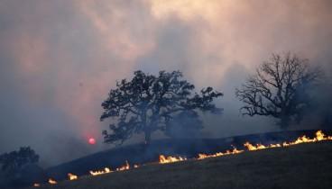 Ανεξέλεγκτες οι πυρκαγιές στην Καλιφόρνια