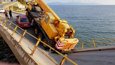 Να γκρεμιστεί η γέφυρα στην Καβάλα πρότεινε η δήμαρχος