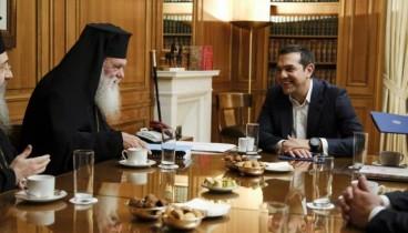 Συνάντηση Τσίπρα-Ιερώνυμου: Συμφωνία με πολλαπλά οφέλη για τον ΣΥΡΙΖΑ