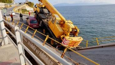 Καβάλα: Περιφέρεια και δήμος προχωρούν μόνοι τους στις επόμενες ενέργειες για το θέμα της γέφυρας