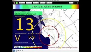 Σε λειτουργία το πρώτο σύστημα προειδοποίησης για σεισμό