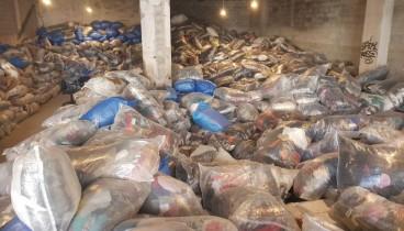 Το ΣΔΟΕ κατέσχεσε 49 τόνους ενδυμάτων από σπείρα που δρούσε σε Αθήνα και Θεσσαλονίκη