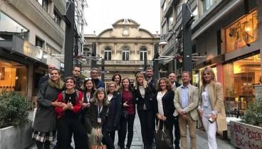 Θεσσαλονίκη: Άνοιγμα στην αγορά συνεδρίων της Ισπανίας
