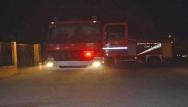 Σέρρες: Φωτιά σε ξενοδοχείο στο Άγκιστρο