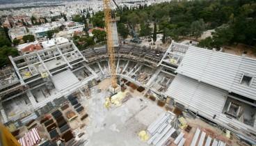Παίρνει μορφή το νέο γήπεδο της ΑΕΚ (photos)