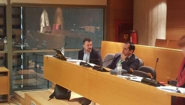 Απίστευτος καβγάς στο δημοτικό συμβούλιο Θεσσαλονίκης