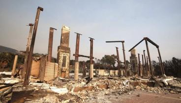 Η.Π.Α: Στους 23 οι νεκροί από τις φωτιές