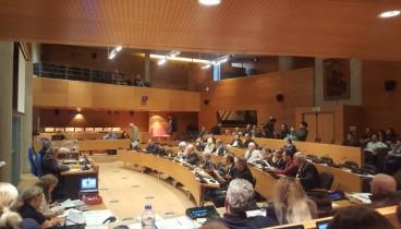 Θεσσαλονίκη: Με το θέμα του διπλοθεσίτη υπαλλήλου ξεκίνησε το δημοτικό συμβούλιο