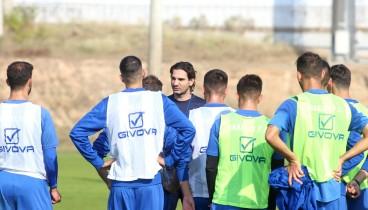 Ελευθερόπουλος: Μόνο για τον Ηρακλή στη Football League