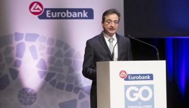 Φωκίων Καραβίας: «Η Μακεδονία είναι Περιφέρεια πρώτης επιλογής για τη Eurobank»