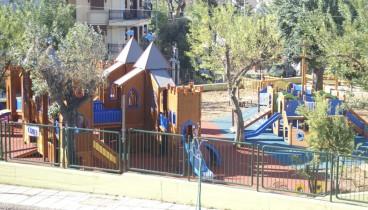 Ένας παιδικός σταθμός με... κάστρο και καράβι